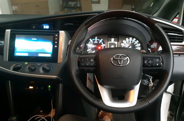 Stir Toyota Fortuner VRZ ORIGINAL